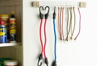 Create Hanging Storage With Hardware Cloth