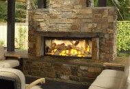 Outdoor Built In Gas Fireplaces