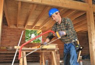 Carpenter Builds A Better Life