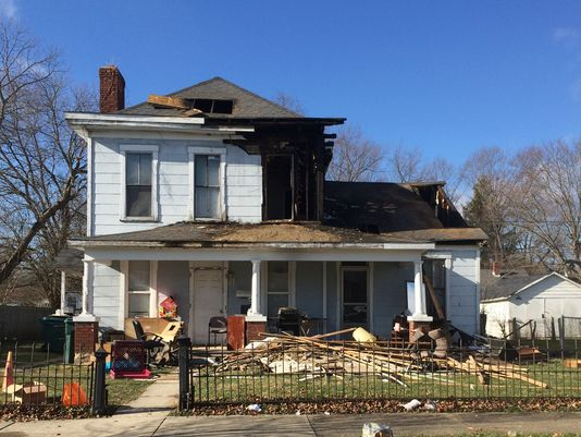 Overheated Electrical Wiring Caused A New Year's Day Fire