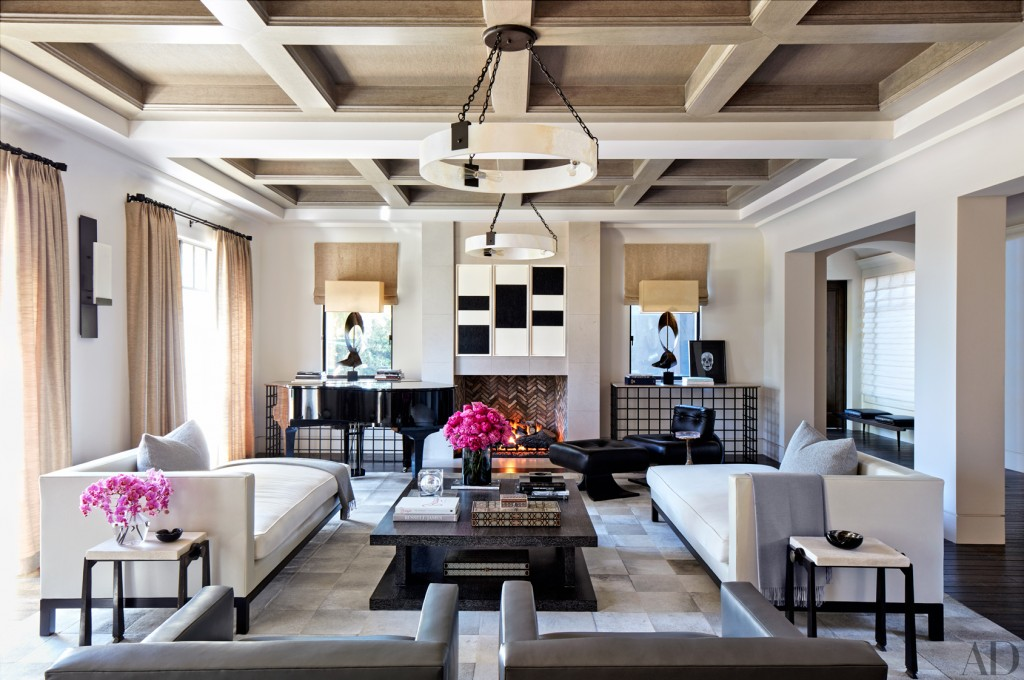 Martyn Lawrence Bullard On Decorating The Kardashian's Homes