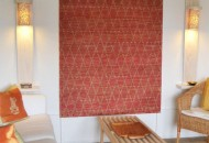 Wall Mounted Rug Panel