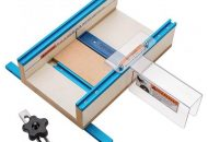 Rockler Table Saw Small Parts Sled