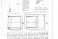 In this excerpt from The Woodworker of April 1925, we look at plans for an Adam-style extending dining table, which remains a very useful item to this day