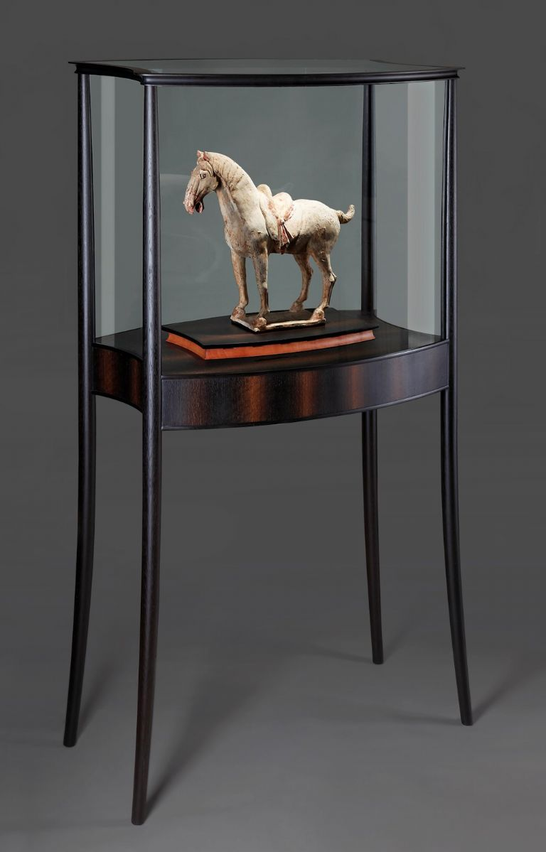 Richard Williams� �Display Cabinet for a Chinese Terracotta Horse� was recently awarded the prestigious Claxton Stevens Prize