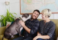 Allie and Travis' Sunny and Spacious Oakland Home